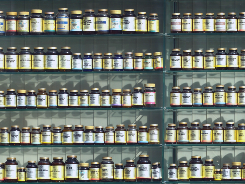 Nutraceutical Company in Texas